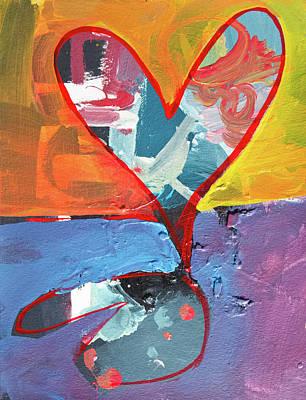 Painting - Heart 5 by Drew Davis