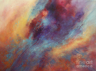 Painting - Heart And Soul by Valerie Travers