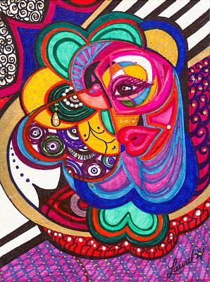 Heart Awakening - IIi Art Print