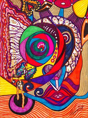 Heart Awakening - Iv Art Print