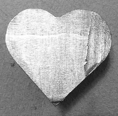 Photograph - Heart Box- Edit by Alohi Fujimoto
