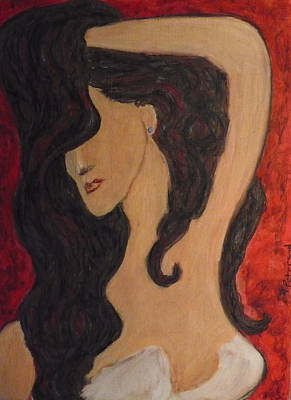 Painting - Heart Breaker by Todd  Peterson