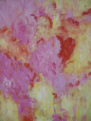 Painting - Heart Dance by Tara Moorman