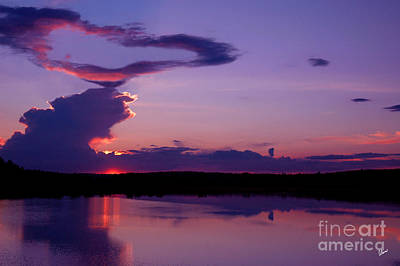 Photograph - Heart In The Sky by Alana Ranney