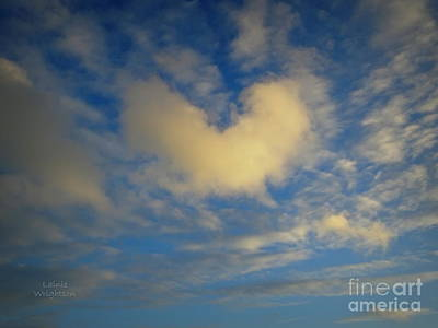 Photograph - Heart In The Sky by Lainie Wrightson