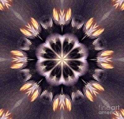 Heart Like A Wheel Art Print