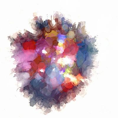 Digital Art - Heart Of An Artist by Margie Chapman