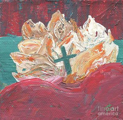 Heart Of Jesus Art Print by Danielle Tayabas