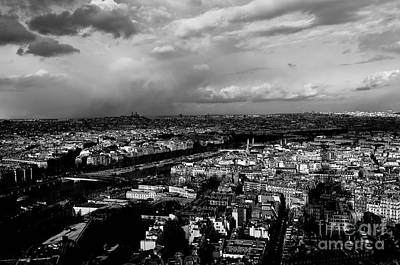 Photograph - Paris 3 by M G Whittingham