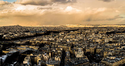 Photograph - Paris 2 by M G Whittingham