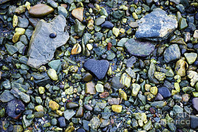 Photograph - Heart Of Stone Maine by Patti Whitten