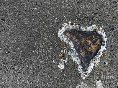 Photograph - Heart Of Stone by Marcia Lee Jones