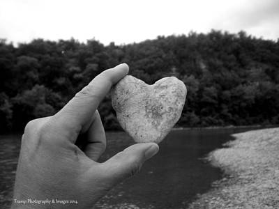 Photograph - Heart Of Stone by Wesley Nesbitt