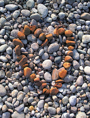Photograph - Heart Of Stones by Charles Harden