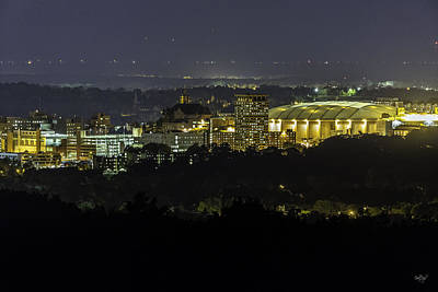 Syracuse University Photograph - Heart Of The City by Everet Regal