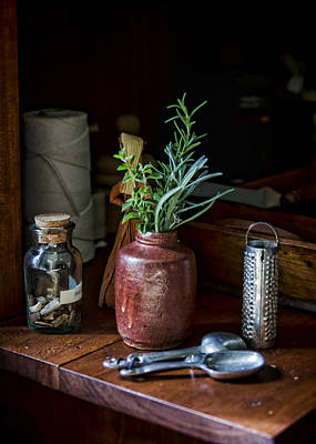 Kitchen Art Photograph - Heart Of The Home by Heather Applegate