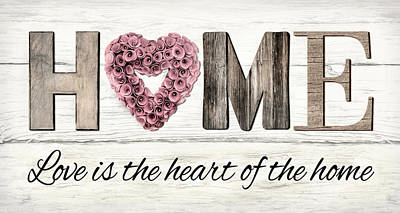 Photograph - Heart Of The Home by Lori Deiter