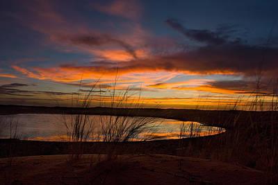 Heart Of The Kalahari Original by Basie Van Zyl
