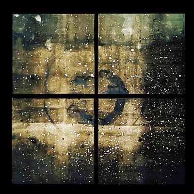 Painting - Heart Of The Milky Way by Eliaichi Kimaro