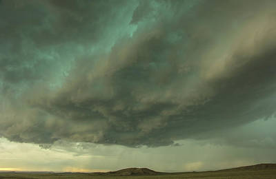 Photograph - Heart Of The Storm by Angelique Rea