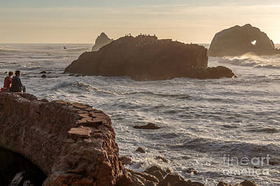 Photograph - Heart Rock by Kate Brown