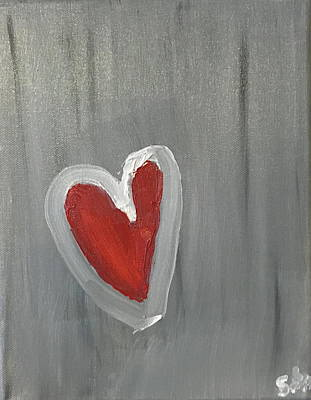 Painting - Heart  by Shawn Marlow