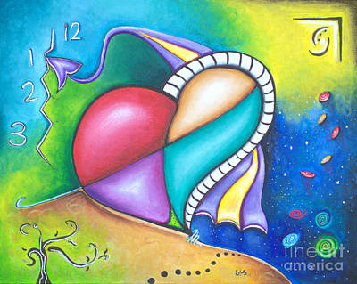 Beautiful Time To Love Original by Shelly Tschupp