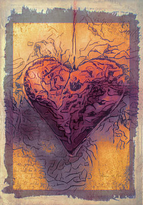 Photograph - Heart Strings by Bellesouth Studio