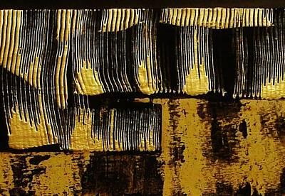 Abstract Hearts Digital Art - Heart Strings by Marsha Heiken