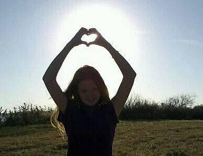Little Girl Mixed Media - Heart Yoga by Donna Aloia
