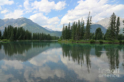 Photograph - Heartbeat Of Banff by Carol Groenen