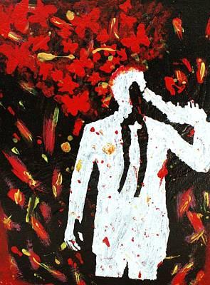 Painting - Heartbreak  by April Harker