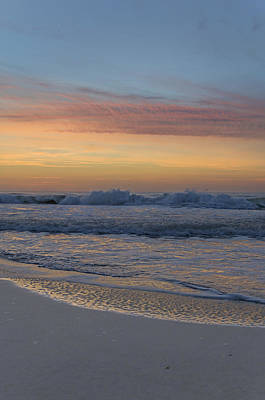 Ocean Power Photograph - Heartfelt Calm by Betsy Knapp