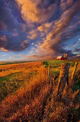 Farming Barns Photograph - Heartland by Phil Koch