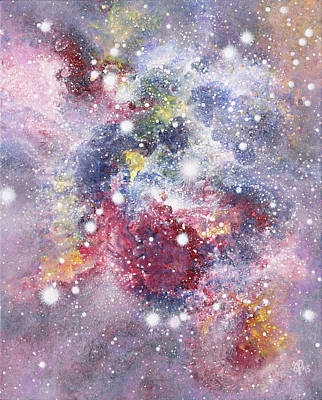 Hearts Of Space Original by Jana Parkes