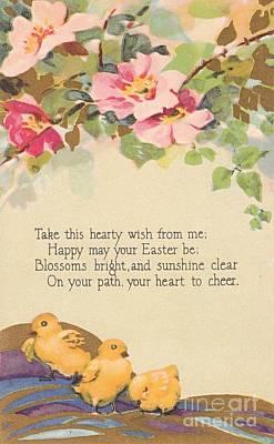 Hearty Wish Art Print by David and Lynn Keller