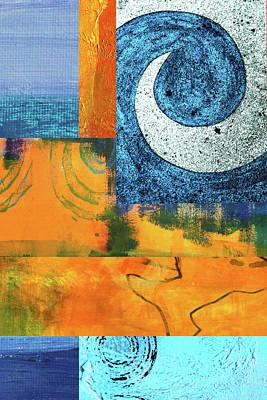 Painting - Heat Wave by Nancy Merkle