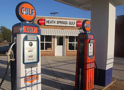 Photograph - Heath Springs Gulf 1 by Joseph C Hinson Photography