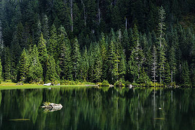 Heather Wall Art - Photograph - Heather Lake by Pelo Blanco Photo