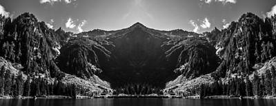 Heather Wall Art - Photograph - Heather Lake Reflection by Pelo Blanco Photo