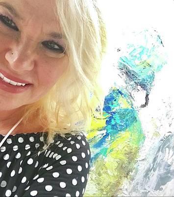 Painting - Heather Roddy by Heather Roddy