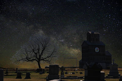 National Cemetery Digital Art - Heaven And Earth by Christopher McKenzie