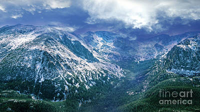 Gore Range Photograph - Heaven And Earth by Nancy Forehand Photography