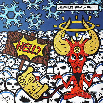 Heaven And Hell Part 2 - Hell? Original