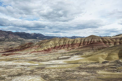 Photograph - Heaven At Painted Hills by Belinda Greb