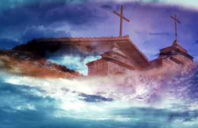 Photograph - Heaven Awaits by Gary Brandes