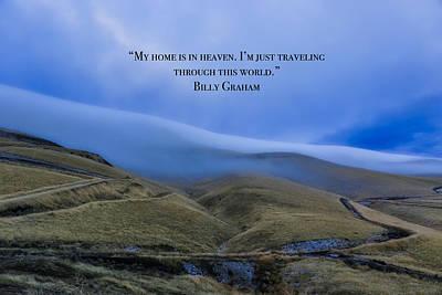 Photograph - Heaven Is My Home by Lynn Hopwood