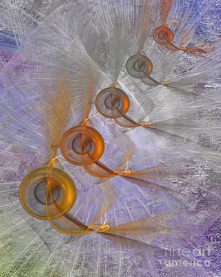 Digital Art - Heaven Knows by John Beck
