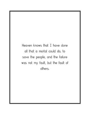 Digital Art - Heaven Knows That I Have... by Famous Quotes