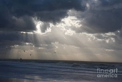 Photograph - Heaven Opening Up by Wilko Van de Kamp
